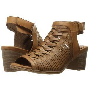 Rockport Hattie Braid leather sandal